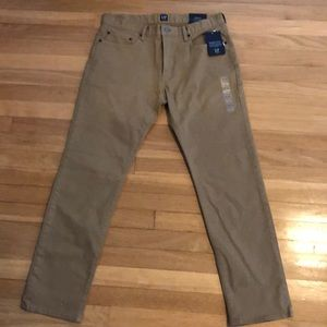 NWT Men's Slim Denim Chino 32x30